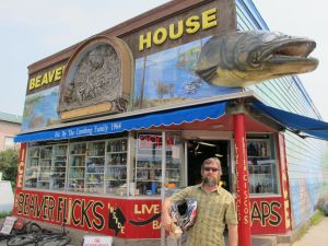 Downtown Grand Marais - Beaver House